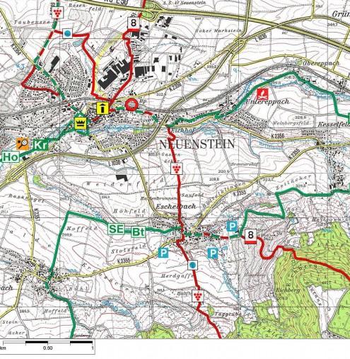 Karte-BuergerturmNeuenstein