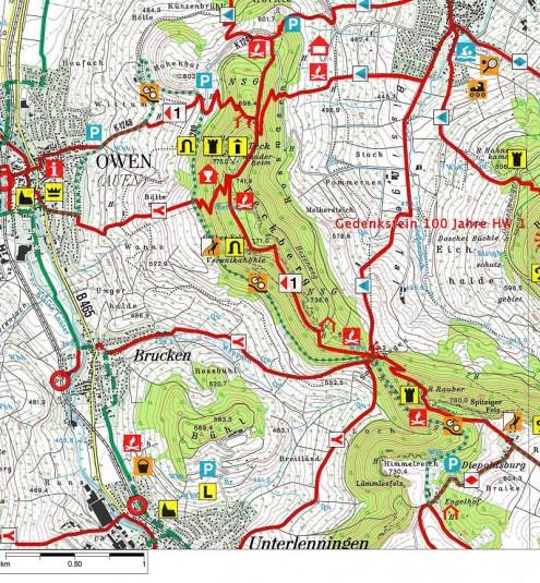 Karte-BurgTeck-Turm