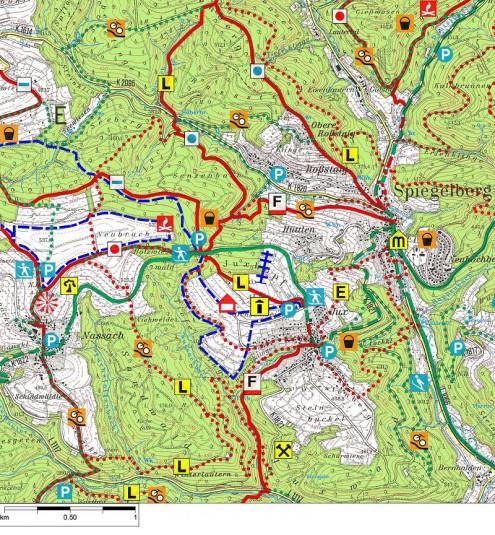 Karte-Juxkopf