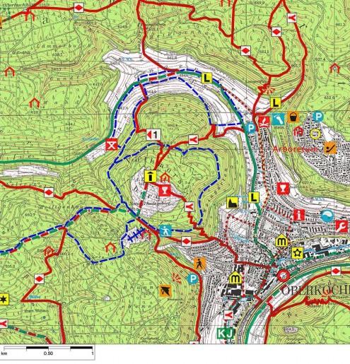 Karte-Volkmarsbergturm