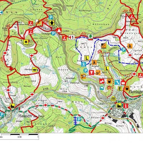 Karte-WH-Lochenhuette