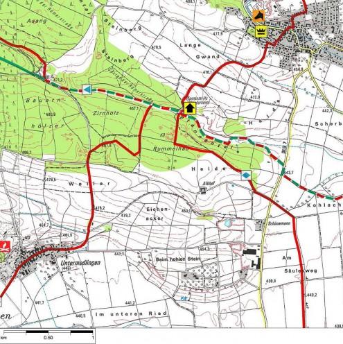 Karte-WH-Pfannentalhaus