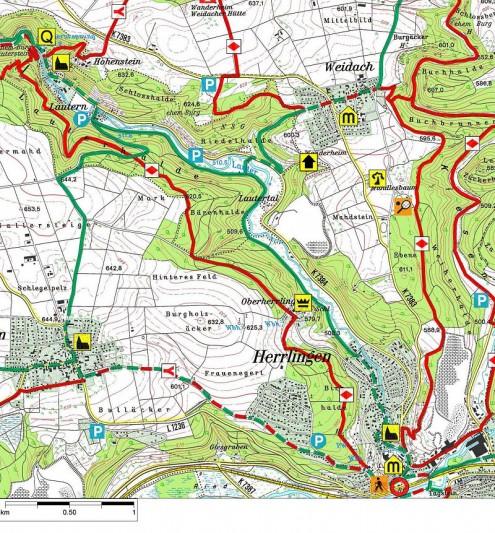 Karte-WH-WeidacherHuette